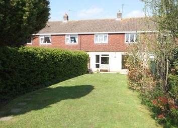 Thumbnail 3 bed terraced house for sale in Melbourne Close, Swindon