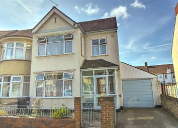 Thumbnail 3 bed property for sale in Ashley Road, Thornton Heath