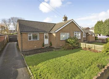 Thumbnail 3 bed semi-detached bungalow for sale in Olive Way, Harrogate, North Yorkshire
