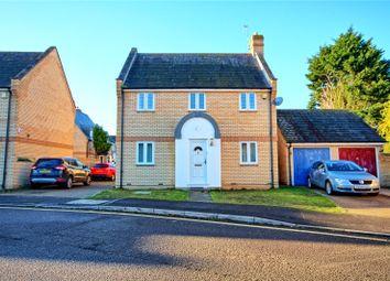 Thumbnail 3 bed detached house for sale in Brimsdown Avenue, Basildon, Essex
