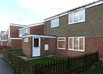 Thumbnail 4 bed end terrace house for sale in Bowleymead, Swindon