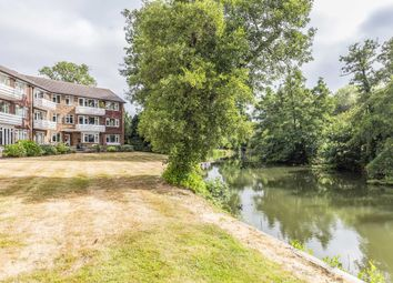 Thumbnail 2 bed flat for sale in Kingfisher Close, Hersham, Walton-On-Thames