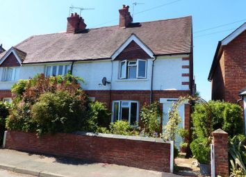 Thumbnail 3 bed semi-detached house for sale in Rose Cottage, Barton Road, Bramley