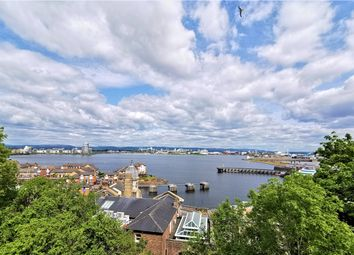 Thumbnail 3 bed flat for sale in Sainte Adresse, Paget Place, Penarth, Vale Of Glamorgan