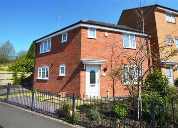Thumbnail 3 bedroom detached house for sale in Godwin Way, Trent Vale, Stoke-On-Trent