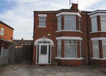Thumbnail 3 bed semi-detached house for sale in Woldcarr Road, Hull