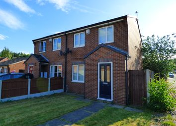 Thumbnail 3 bed semi-detached house to rent in Westerman Close, Featherstone, Pontefract