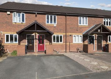 Thumbnail 2 bed terraced house for sale in Davidson Avenue, Leamington Spa