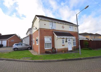 Thumbnail 3 bed detached house for sale in Challinor, Church Langley, Essex