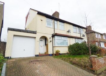 Thumbnail 5 bed semi-detached house for sale in Fullingdale Road, Northampton, Northamptonshire