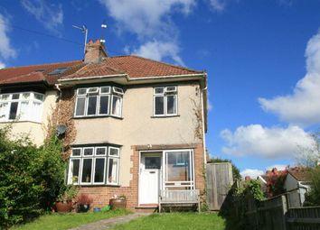 Thumbnail 3 bed semi-detached house for sale in Cranside Avenue, Redland, Bristol