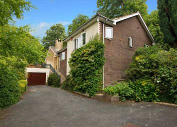 Thumbnail 4 bedroom detached house for sale in Lower Road, Temple Ewell, Dover