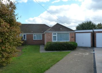 Thumbnail 3 bedroom semi-detached bungalow for sale in Glevum Close, Gloucester