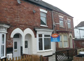 Thumbnail 3 bedroom terraced house for sale in Park Avenue, Perry Street, Hull