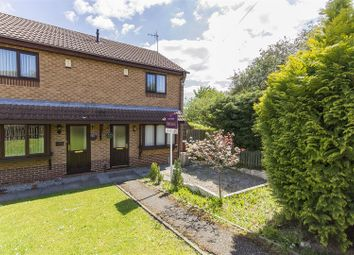 2 bed semi-detached house for sale in Meadowside Close, Wingerworth, Chesterfield S42