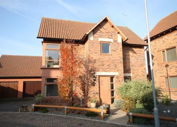 Thumbnail 3 bed detached house for sale in Lavender Close, Ollerton