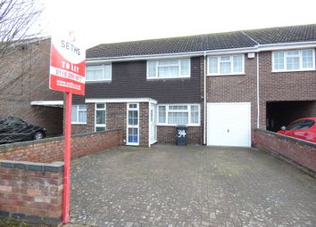 Thumbnail 4 bed semi-detached house to rent in Silverstone Drive, Rushey Mead, Leicester