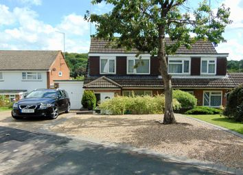 Thumbnail 3 bed semi-detached house for sale in Nightingale Road, South Croydon, Surrey