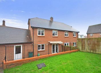 Thumbnail 3 bed semi-detached house for sale in Stumblewood Close, Uckfield, East Sussex