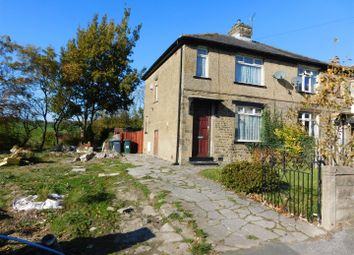 Thumbnail 3 bed semi-detached house for sale in Soaper Lane, Bradford