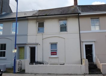 Thumbnail 1 bed flat for sale in Clarence Place, Stonehouse, Plymouth