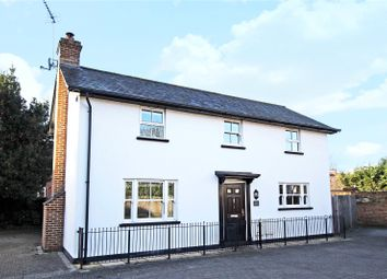 Thumbnail 3 bed detached house for sale in Willow Walk, Chertsey, Surrey