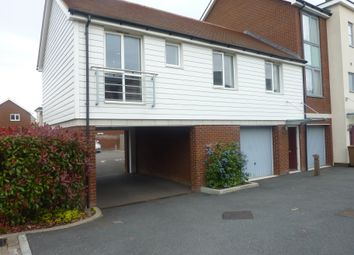 Thumbnail 2 bed flat to rent in Springhead Park, Gravesend