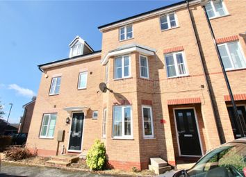 Thumbnail 4 bed terraced house for sale in Surrey Drive, Stoke, Coventry