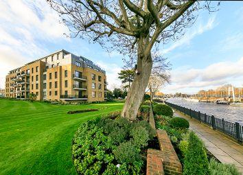 Thumbnail 3 bed flat to rent in Teddington Riverside, 2 Pinewood Gardens, Teddington