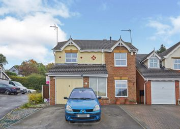 Thumbnail 4 bed detached house for sale in Cannell Close, Clay Cross, Chesterfield