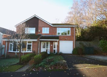 Thumbnail 5 bed detached house for sale in Higgs Lane, Bagshot