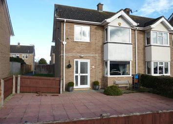 Thumbnail 3 bed end terrace house for sale in Ash Court, Cleethorpes