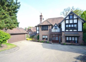 Thumbnail 6 bed detached house to rent in Pagitts Grove, Hadley Wood, Hertfordshire