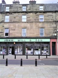 Thumbnail 3 bed flat to rent in Channel Street, Galashiels, Scottish Borders