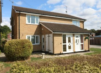 Thumbnail 2 bed flat for sale in Gayton Close, Balby, Doncaster, South Yorkshire