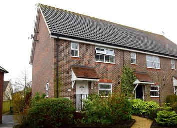 Thumbnail 3 bed town house for sale in Riverside, Codmore Hill, West Sussex