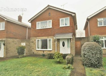Thumbnail 3 bed detached house for sale in Church Road, Wadworth, Doncaster.