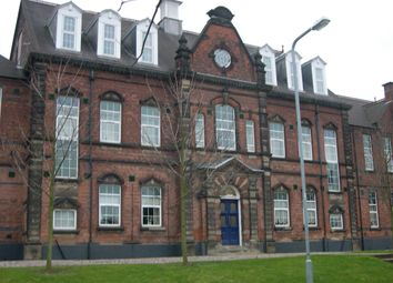 Thumbnail 1 bed flat to rent in Kensington Drive, Tamworth, Staffordshire