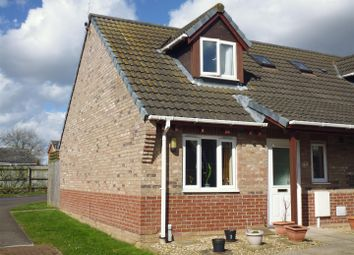 Thumbnail 2 bed semi-detached bungalow for sale in Rooks Close, Saxilby, Lincoln