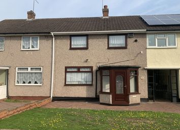 Thumbnail 2 bed terraced house to rent in Brook Meadow Road, Shard End, Birmingham