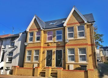 Thumbnail 3 bed semi-detached house to rent in Dane Hill Row, Margate