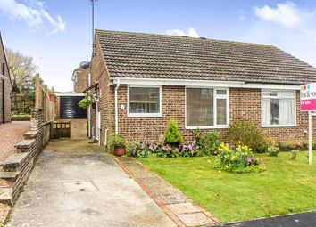 Thumbnail 2 bed semi-detached bungalow for sale in Sovereign Close, Seaford