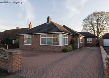 Thumbnail 4 bedroom bungalow for sale in Kingsway, Scunthorpe, North Lincolnshire