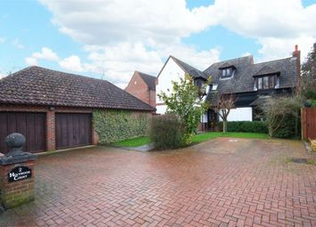 Thumbnail 4 bedroom detached house for sale in Holyrood Court, Dallington, Northampton