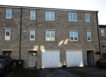 Thumbnail 4 bed town house to rent in Sovereign Square, Bailiff Bridge, Brighouse