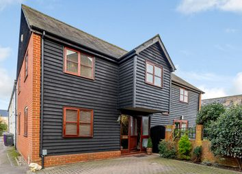 Thumbnail 4 bed detached house for sale in Orchard Road, Baldock, Hertfordshire