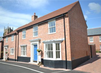 Thumbnail 3 bed end terrace house for sale in (4 Francis Mews), Hogshill Street, Beaminster, Dorset