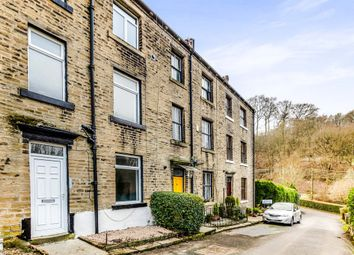 Thumbnail 2 bed terraced house for sale in Finkle Street, Sowerby Bridge