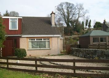 Thumbnail 3 bedroom semi-detached house for sale in Old Edinburgh Road, Minnigaff, Newton Stewart, Wigtownshire