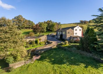 Thumbnail 6 bed detached house for sale in Staley Royd Lane, Jackson Bridge, Holmfirth